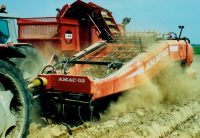 AMAC G-2 Un-manned, Trailed Harvesters