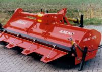 AMAC GF-5 Rotary Tillers and Bed Shapers