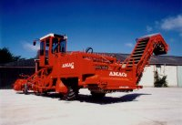 AMAC ZM Self-Propelled Harvesters